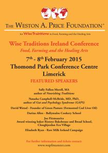 Conference Flier Page 1