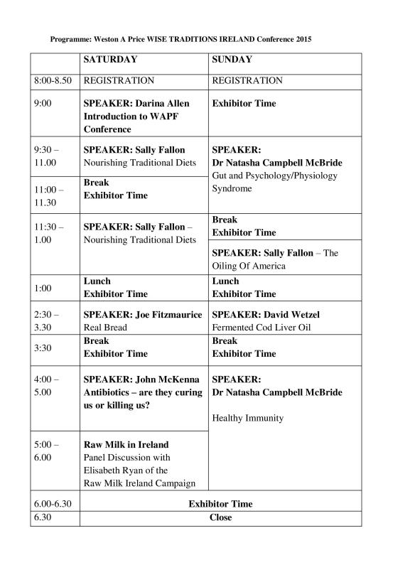Wise Traditions Ireland 2015 Programme-page-001